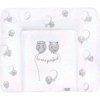 Kép 1/5 - Pelenkázó lap puha New Baby Emotions fehér 85x70 cm