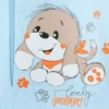 Kép 2/3 - Baba hálózsák New Baby kutyus (kék)