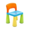 Kép 2/6 - Gyerek szett NEW BABY - asztal két székkel (színes)