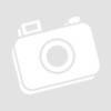 Kép 2/3 - Pólya kókusz betéttel és masnival New Baby fehér virág és toll