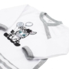 Kép 2/2 - Baba pamut kezeslábas New Baby Zebra exclusive