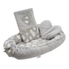 Kép 1/6 - Luxus babafészek szett párnával és paplannal New Baby Felhőcske