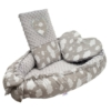 Kép 3/6 - Luxus babafészek szett párnával és paplannal New Baby Felhőcske