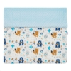 Kép 3/4 - Gyermek pléd Minky New Baby Maci kék 80x102 cm