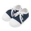Kép 1/2 - Baba tornacipő New Baby Jeans kék 0-3 h