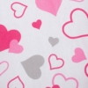 Kép 6/7 - Stabilizáló párna New Baby rózsaszín szívecskék