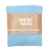 Kép 2/3 - Huzat pelenkázó lapra New Baby 50x70 kék