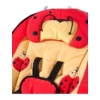 Kép 2/11 - Baba pihenőszék és hinta CARETERO Bugies (piros)