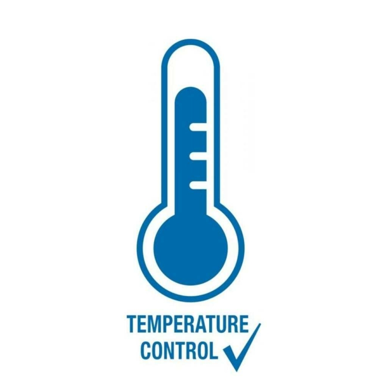 Baba cumisüveg NUK First Choice Temperature Control 150 ml fehér